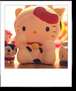 Hello Kitty Kawai