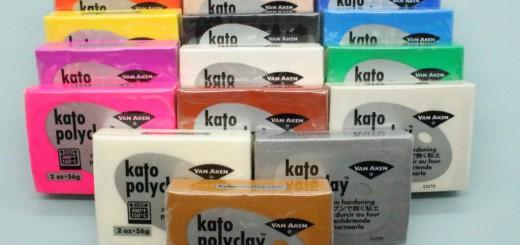 Kato-Polyclay-56g-range