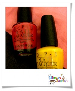 vernis color block