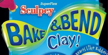 Sculpey clay superflex