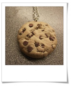 Cookie fimo