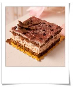 gatteau chocolat fimo