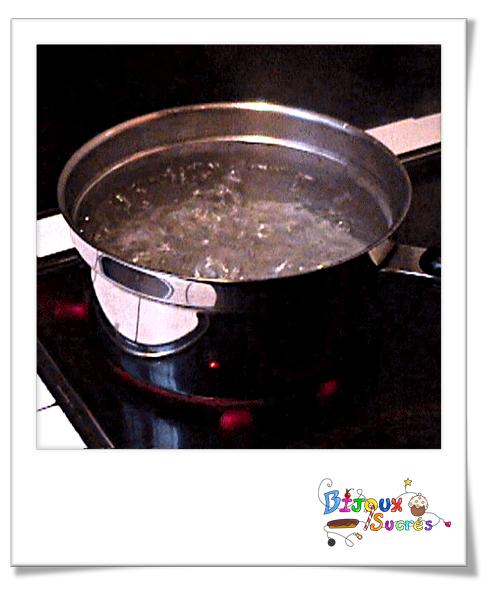 Cuire la fimo dans l eau bijoux sucr s - Cuire les chataignes a l eau ...