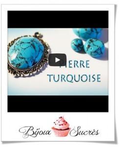 bijoux fimo, imiatation pierres