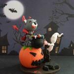 modelage halloween