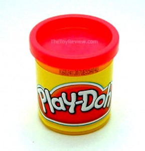 Play-doh-pot