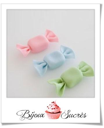 Tuto Fimo Modelage De Bonbons Gourmands Bijoux Sucres